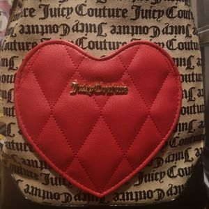 OBO 100% Auth Juicy Couture Signature bagpack
